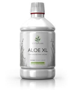 Cytoplan Aloe XL inner leaf – puhas aaloe lehe sisemuse geel 500ml