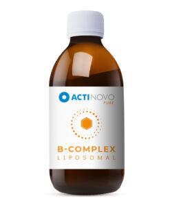 Actinovo Liposoomne B-grupi vitamiinide kompleks 250 ml, lisamaitseta