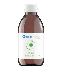 Actinovo Liposoomne OPC (viinamarjaseemneekstrakt) 250 ml
